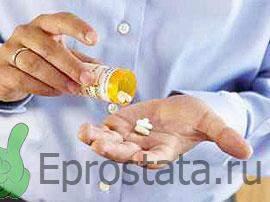 Рейтинг лучших средств от простатита