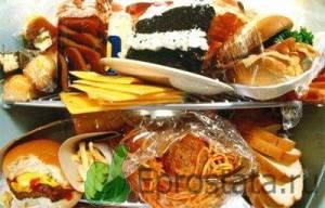 Продукты которые нельзя есть при аденоме