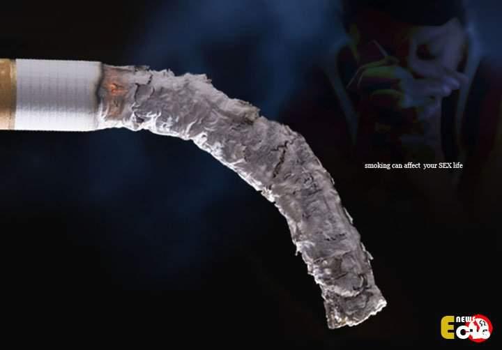 курение действует на потенцию