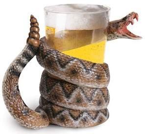 Пиво яд