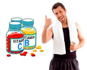 Б и С витамины