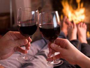 Выпивка перед свиданием