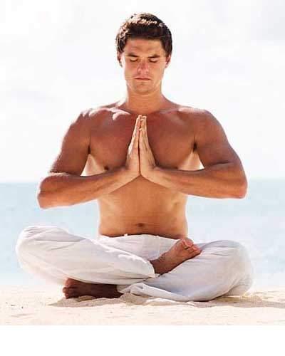 йога для мужиков