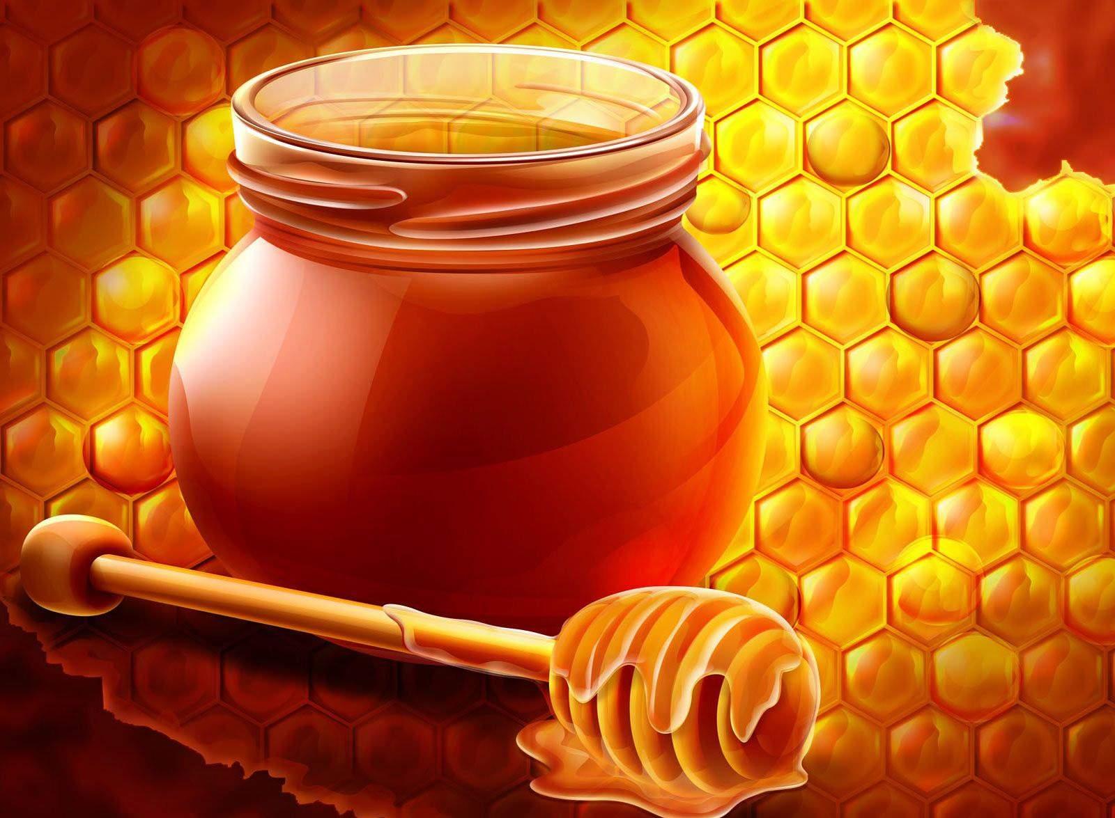 Основа меда