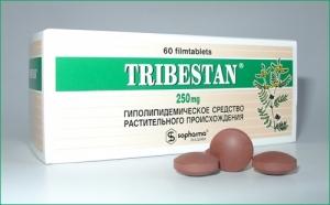 Применение препарата Трибестан