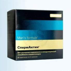Пищевая добавка Спермактин