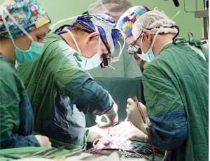Операция при венозном расширении вен