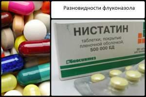 Разновидности флуконазола