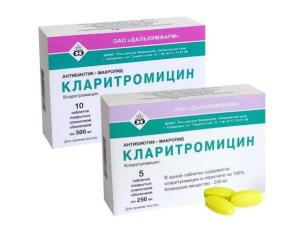 Klaritromicin-ot-hlamidioza
