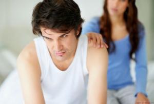 Задержка эякуляции у мужчины