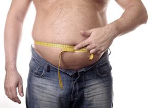 Избыточный вес влияет на потенцию