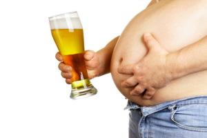 Злоупотребление спиртным влияет на уровень гормонов