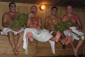 Польза от бани для мужчин
